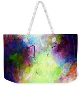 Only Time Will Tell Weekender Tote Bag