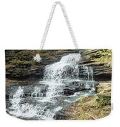 Onondaga 6 - Ricketts Glen Weekender Tote Bag