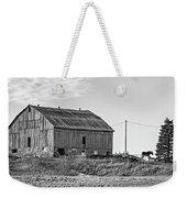 Ontario Farm 5 Bw Weekender Tote Bag