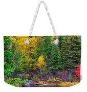 Ontario Tarn Weekender Tote Bag