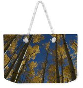 Onward Toward The Sky Weekender Tote Bag