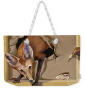 Oops I Was Looking For The Hen House Weekender Tote Bag