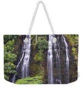 Opaekaa Falls - Kauai Weekender Tote Bag