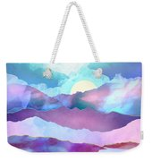 Opal Mountains Weekender Tote Bag