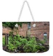 Open Air Garden Weekender Tote Bag