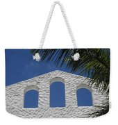 Open Air In St. Maarten Weekender Tote Bag