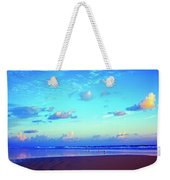 Open Beach Ponce Inlet Atlantic Ocean Weekender Tote Bag