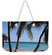 Open Beach View Weekender Tote Bag