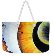 Open Mind. Door To Eternity Weekender Tote Bag