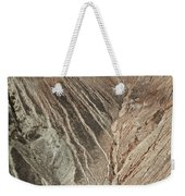 open pit mine Kennecott, copper, gold and silver mine operation Weekender Tote Bag