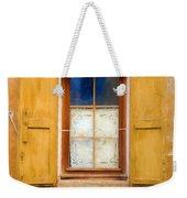 Open Shutters Weekender Tote Bag