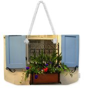 Open The Window Weekender Tote Bag