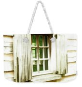 Open The Window Weekender Tote Bag
