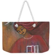 Open The Windows To Your Soul Weekender Tote Bag