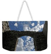 Open To The Sky Weekender Tote Bag