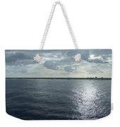 Open Water Weekender Tote Bag