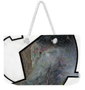 Open Your Mind Weekender Tote Bag