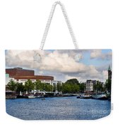 Opera House At The Waterfront Weekender Tote Bag