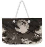 Operation Moonlight Weekender Tote Bag