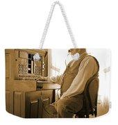 Operator Weekender Tote Bag