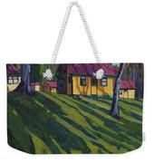 Opinicon Cottages In Autumn Weekender Tote Bag