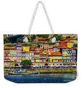 Oporto By The River Weekender Tote Bag