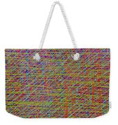 Mc.112.16 Vibrant Light Weekender Tote Bag