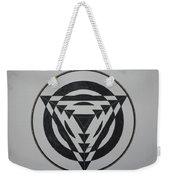 Optical Weekender Tote Bag