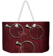 Optician - Optometrist Lens Weekender Tote Bag
