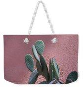 Opuntia Microdasys Weekender Tote Bag