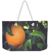 Orange #3 Weekender Tote Bag