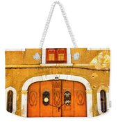 Orange And Yellow Weekender Tote Bag