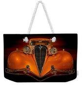 Orange Dream Weekender Tote Bag by Susan Rissi Tregoning