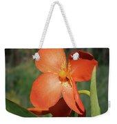 Orange Flower 1 Weekender Tote Bag