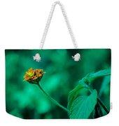 Orange Flower IIi Weekender Tote Bag