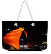 Orange Fountain Downtown Los Angeles Weekender Tote Bag