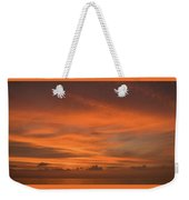 Orange Insanity Sunset Venice Florida Weekender Tote Bag
