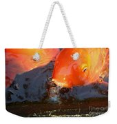 Orange Kiss Weekender Tote Bag