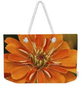 Orange Orange Orange Weekender Tote Bag