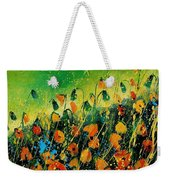 Orange Poppies 459080 Weekender Tote Bag