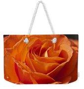 Orange Rose 2 Weekender Tote Bag