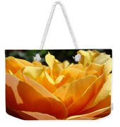 Orange Rose Art Prints Baslee Troutman Weekender Tote Bag