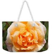 Orange Rose Square Weekender Tote Bag