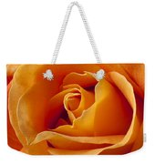 Orange Roses Weekender Tote Bag by Garry Gay