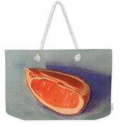 Orange Slice 2 Weekender Tote Bag