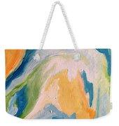 Orange Slush Weekender Tote Bag