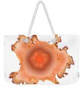 Orange Something. W Weekender Tote Bag