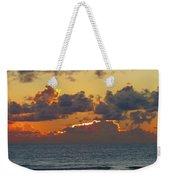 Orange Sunset Oregon Weekender Tote Bag