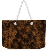 Orange Textures 001 Weekender Tote Bag