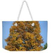 Orange Tree Pipestem Short Course Weekender Tote Bag